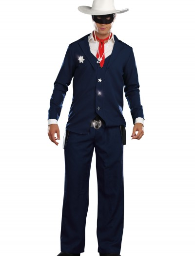 Mens Lone Cowboy Costume buy now