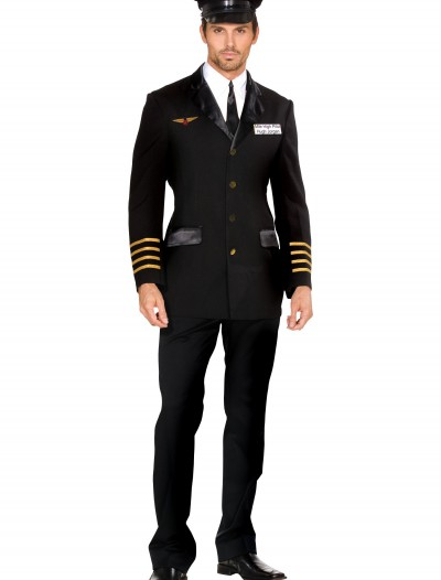 Men's Mile High Pilot Costume buy now