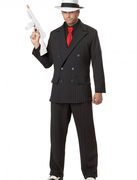 Mens Mob Boss Costume buy now