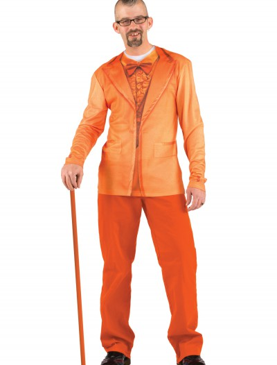 Mens Orange Tuxedo Costume TShirt buy now