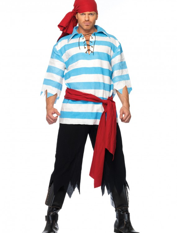Mens Pillaging Pirate Costume buy now