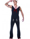 Men's Plus Size Deckhand Sailor Costume buy now
