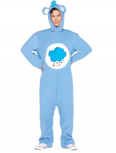 Men's Plus Size Grumpy Bear Costume buy now