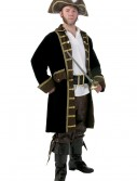 Men's Plus Size Realistic Pirate Costume buy now