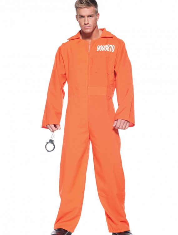 Mens Prison Jumpsuit buy now
