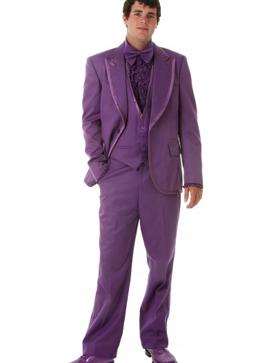 Men's Purple Tuxedo buy now