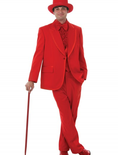 Men's Red Tuxedo buy now