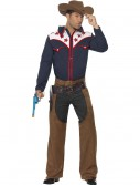 Men's Rodeo Cowboy Costume buy now