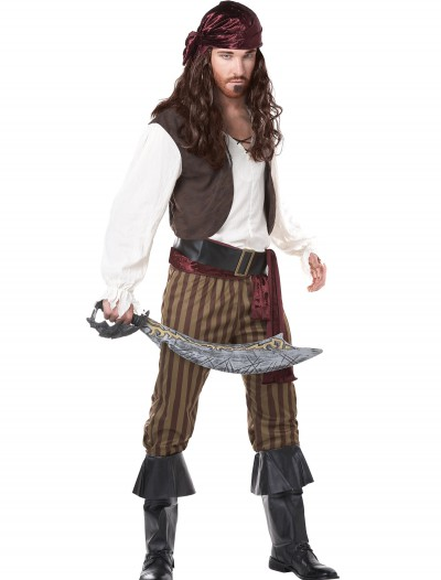 Men's Rogue Pirate Costume buy now