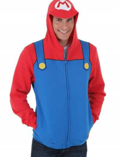 Mens Super Mario Hoodie buy now
