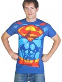 Men's Superman Costume T-Shirt buy now