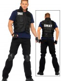 Mens SWAT Team Costume buy now