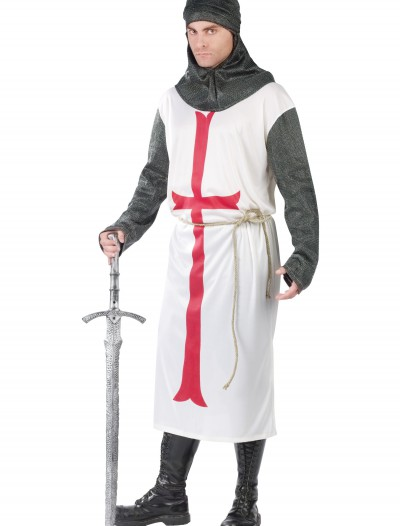 Men's Templar Knight Costume buy now