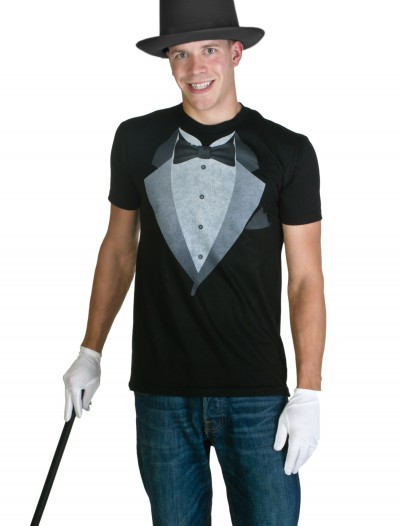 Mens Tuxedo Costume T-Shirt buy now
