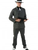Men's Wide Pin Stripe Gangster Costume buy now