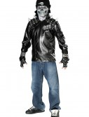 Metal Skull Biker Costume buy now