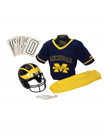 Michigan Wolverines Child Uniform buy now