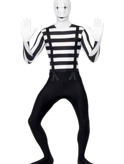 Mime Second Skin Costume buy now