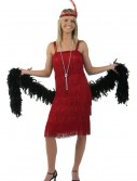 Miss Millie Red Flapper Costume buy now