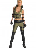 Mortal Kombat Deluxe Sonya Blade Costume buy now