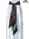 Mossy Oak Bridal Sash buy now