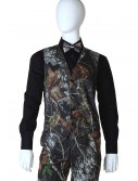 Mossy Oak Open Back Vest buy now