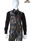 Mossy Oak Tuxedo Vest buy now