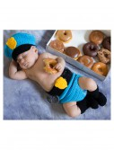 Mr. Police Officer Newborn Hat and Diaper Cover buy now