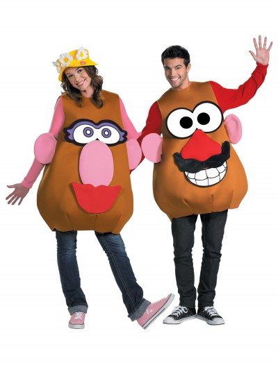 Mrs / Mr Potato Head Costume buy now