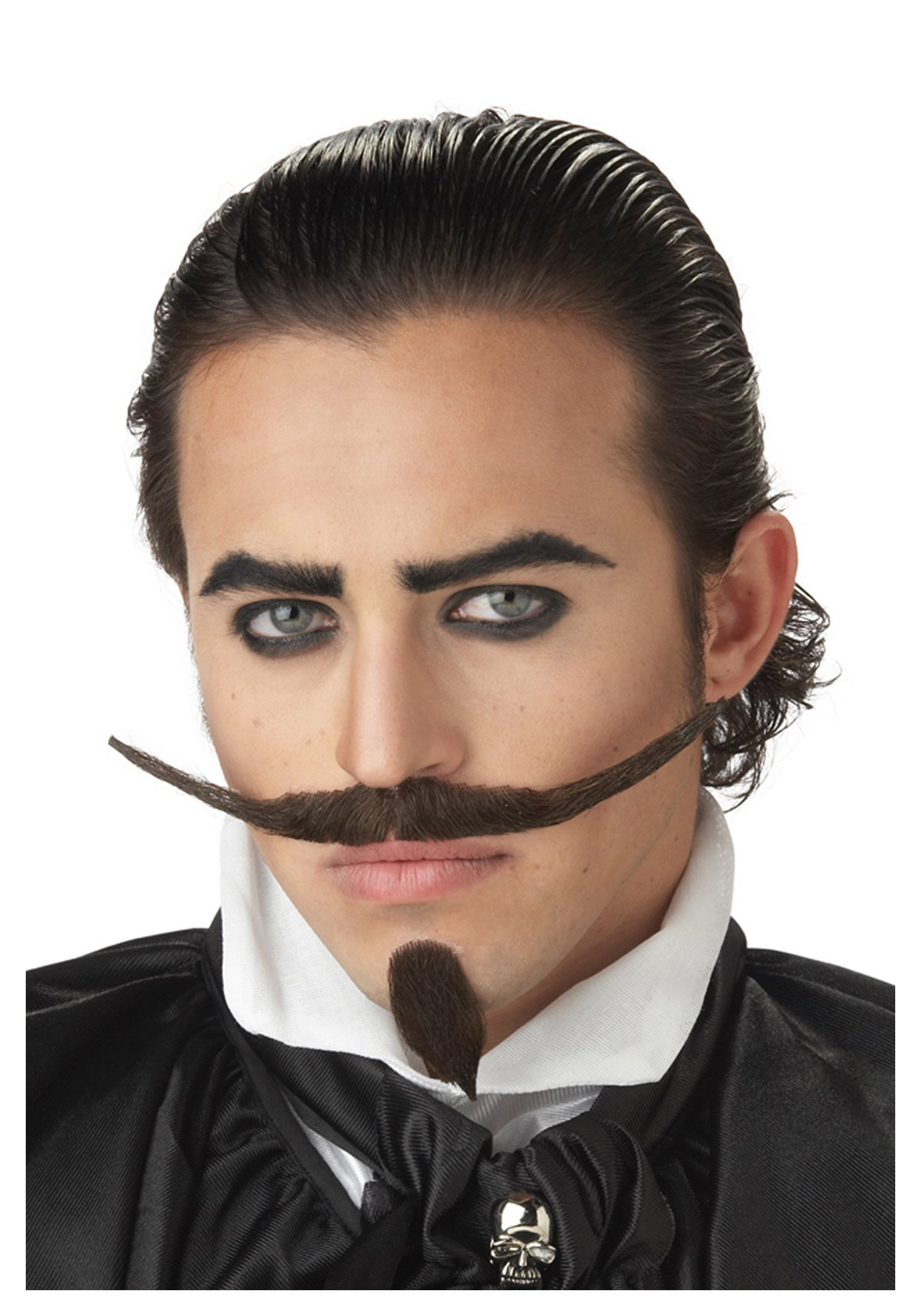Musketeer Mustache and Chin Patch  sc 1 st  Halloween Costumes & Musketeer Mustache and Chin Patch - Halloween Costumes