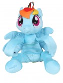 My Little Pony Rainbow Dash Plush Back Buddy buy now
