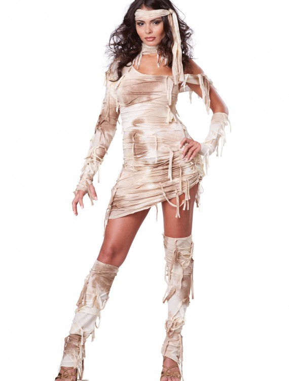 Women's Mystical Mummy Costume buy now
