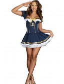 Navy Pin Up Sailor Costume buy now