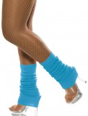 Neon Blue Leg Warmers buy now