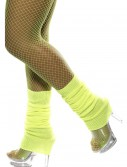 Neon Yellow Leg Warmers buy now