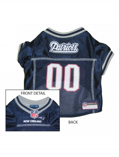 New England Patriots Dog Mesh Jersey buy now