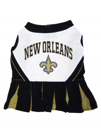 New Orleans Saints Dog Cheerleader Outfit buy now