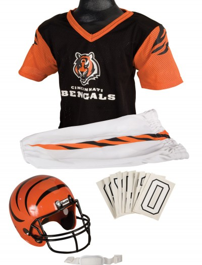 NFL Bengals Uniform Costume buy now