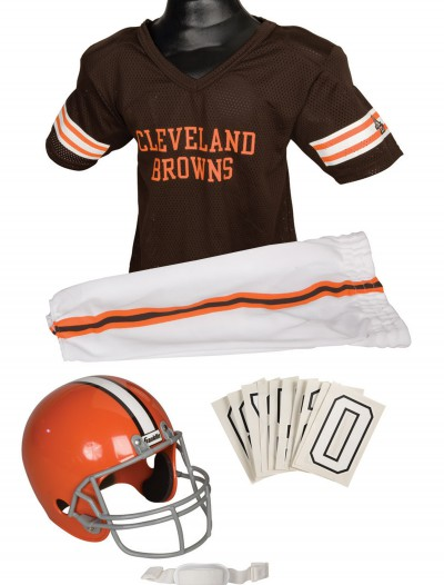NFL Browns Uniform Costume buy now
