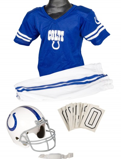 NFL Colts Uniform Costume buy now