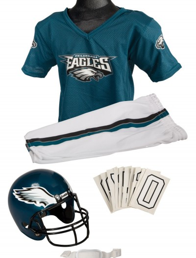 NFL Eagles Uniform Costume buy now