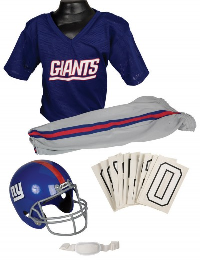 NFL Giants Uniform Costume buy now