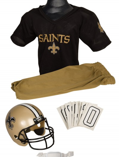 NFL Saints Uniform Costume buy now