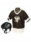 NHL Pittsburgh Penguins Kid's Uniform Set buy now