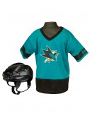 NHL San Jose Sharks Kid's Uniform Set buy now