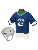 NHL Vancouver Canucks Kid's Uniform Set buy now