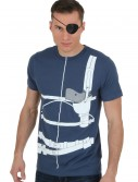 Nick Fury Costume T-Shirt buy now