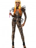 Nicki Minaj Leopard Catsuit buy now