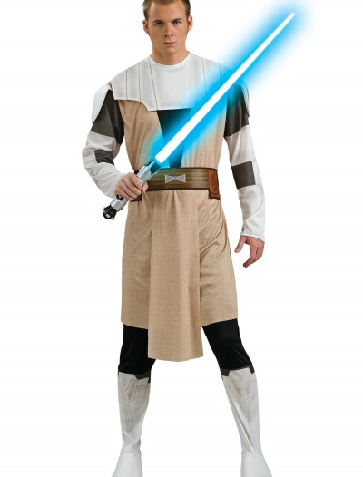 Obi Wan Kenobi Adult Clone Wars Costume buy now