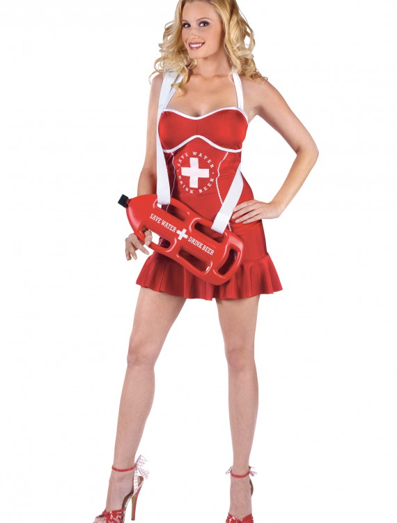 Off Duty Lifeguard Costume buy now